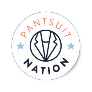 Connect to PantSuit Nation